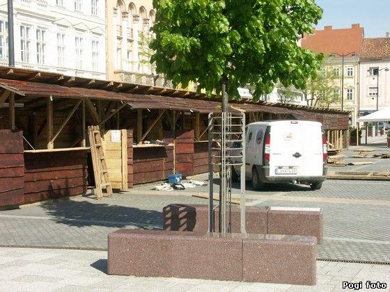 Fő tér Szombathely
