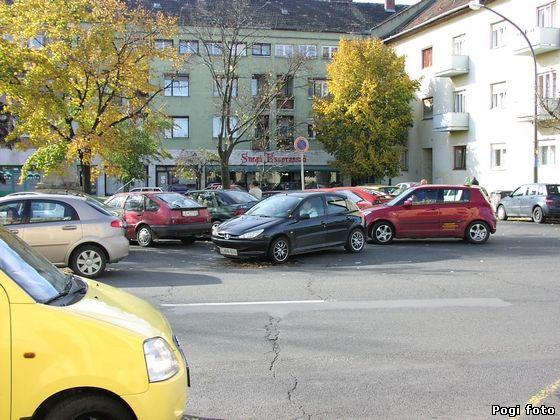 Éhen Gyula tér Szombathely